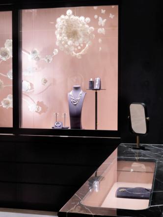 Nirav Modi Jewelry Flagship Boutique by Hayon Studio