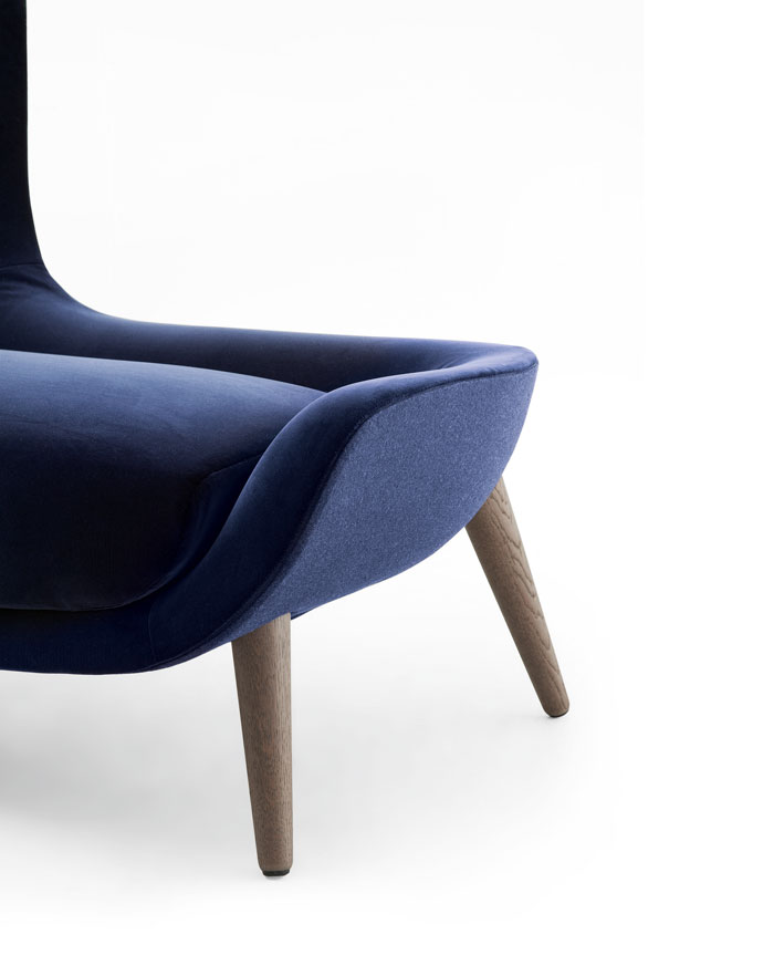 Mad Chaise Longue by Marcel Wanders for Poliform