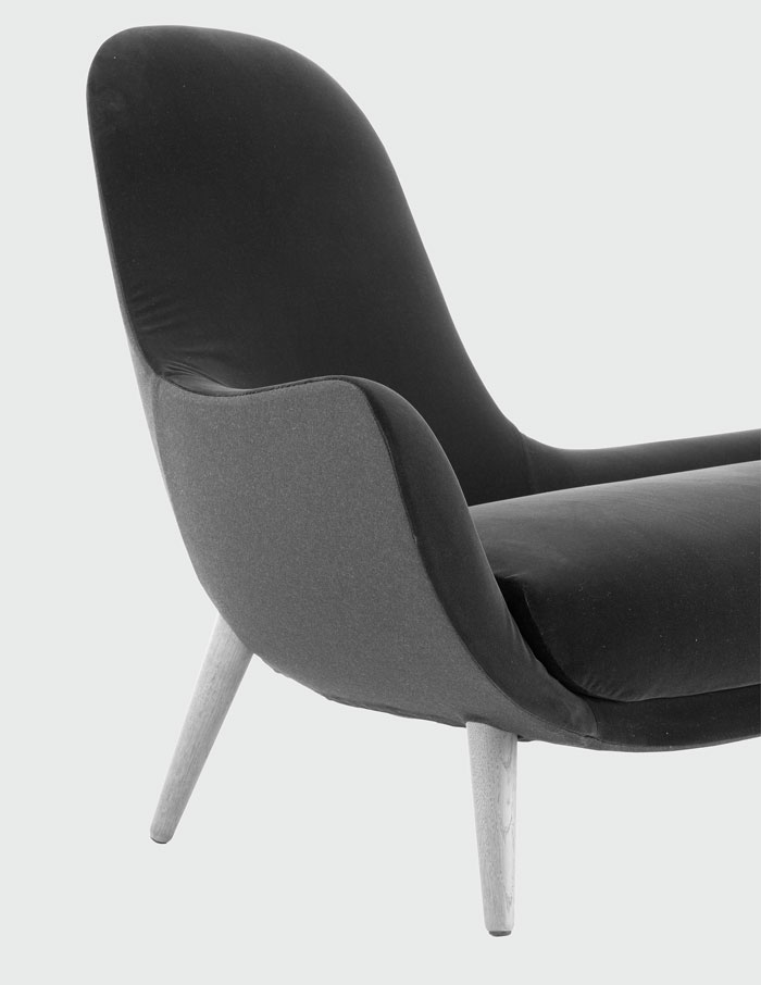 mad chaise longue by marcel wanders for poliform design chronicle. Black Bedroom Furniture Sets. Home Design Ideas